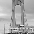 Verrazano two way traffic by photographist