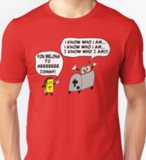 Funny Cartoon- Angel Heart T-Shirt