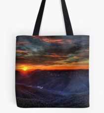 Govett's Leap Lookout Tote Bag