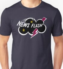 Muppet News Flash - Logo Design  T-Shirt