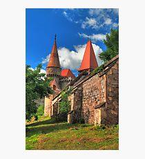 Vajdahunyadi vár II (castle)  Photographic Print