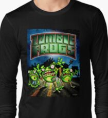 Zombie Frogs  Long Sleeve T-Shirt