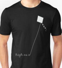 High as a Kite (white) T-Shirt