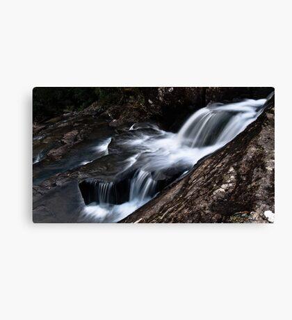 Lost Falls Canvas Print