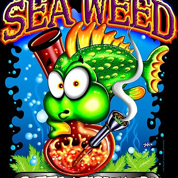 Sea Weed ( pot head fish ) by LinkArtworks