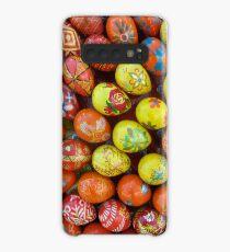 Eggs Ukrainian Style Case/Skin for Samsung Galaxy