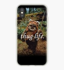 Ewok Thuggin' iPhone Case