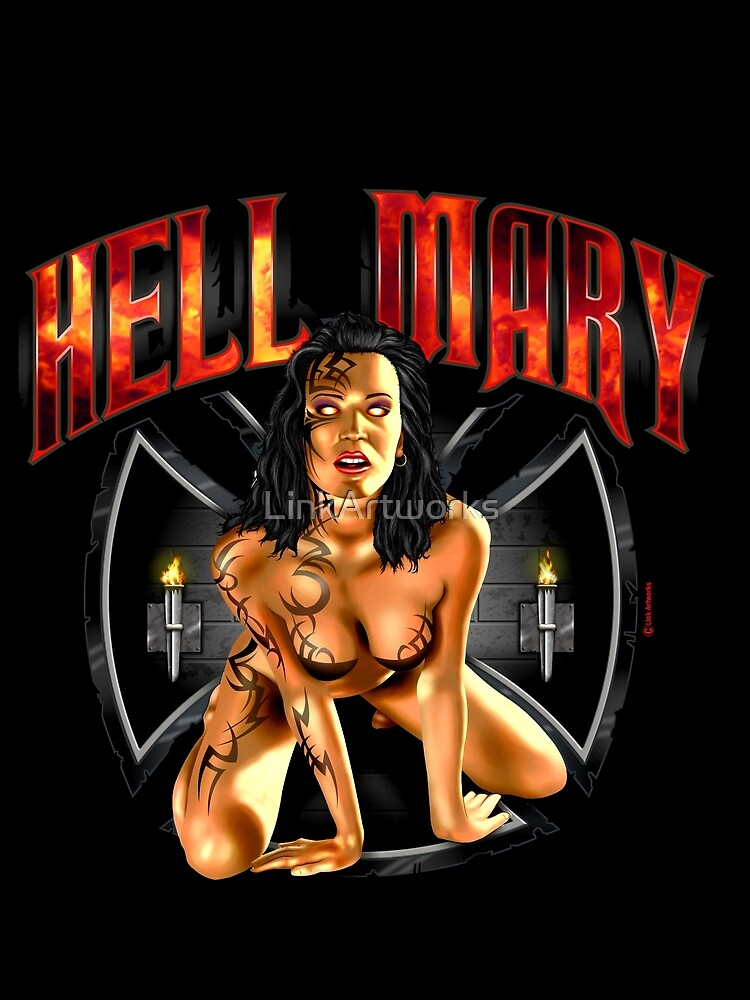 Hell Mary  by LinkArtworks