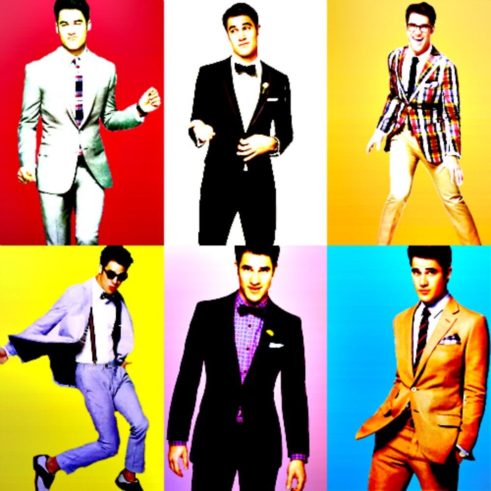 Darren Criss GQ by jaCrispy