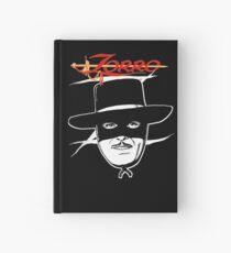Zorro fan art Hardcover Journal