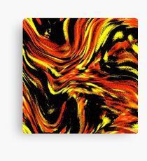 Furious Wind (Fire) Canvas Print