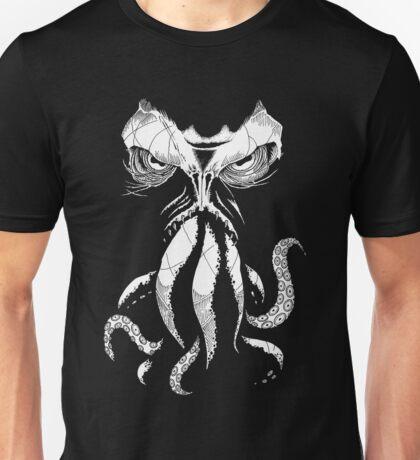 Cthulhu wakes Unisex T-Shirt