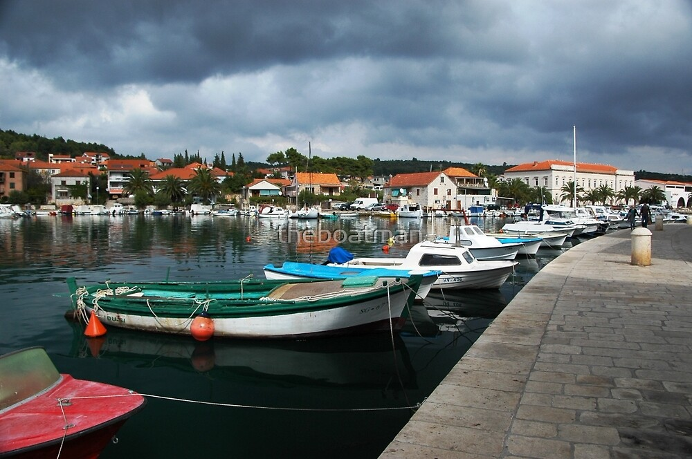 Port in a storm by theboatman
