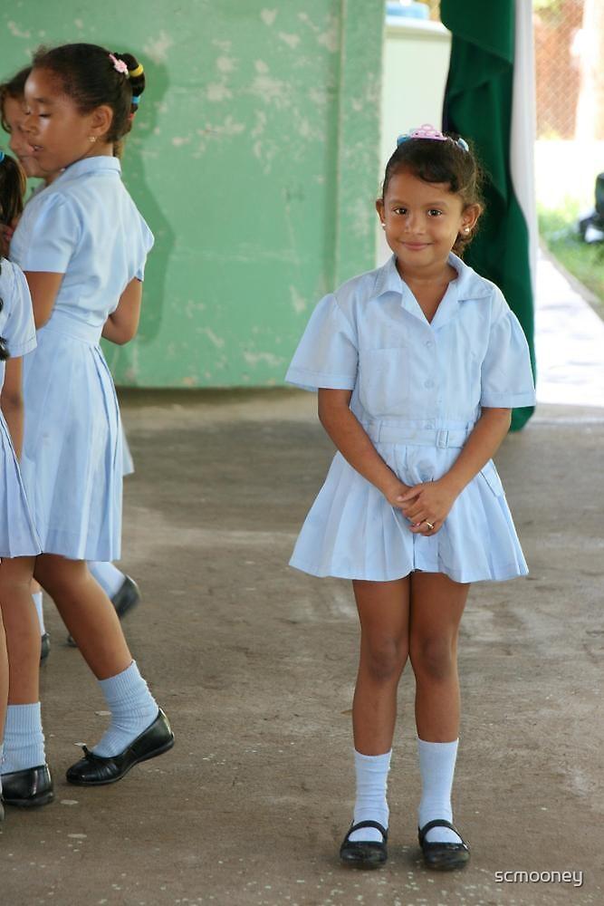 School Girl by scmooney