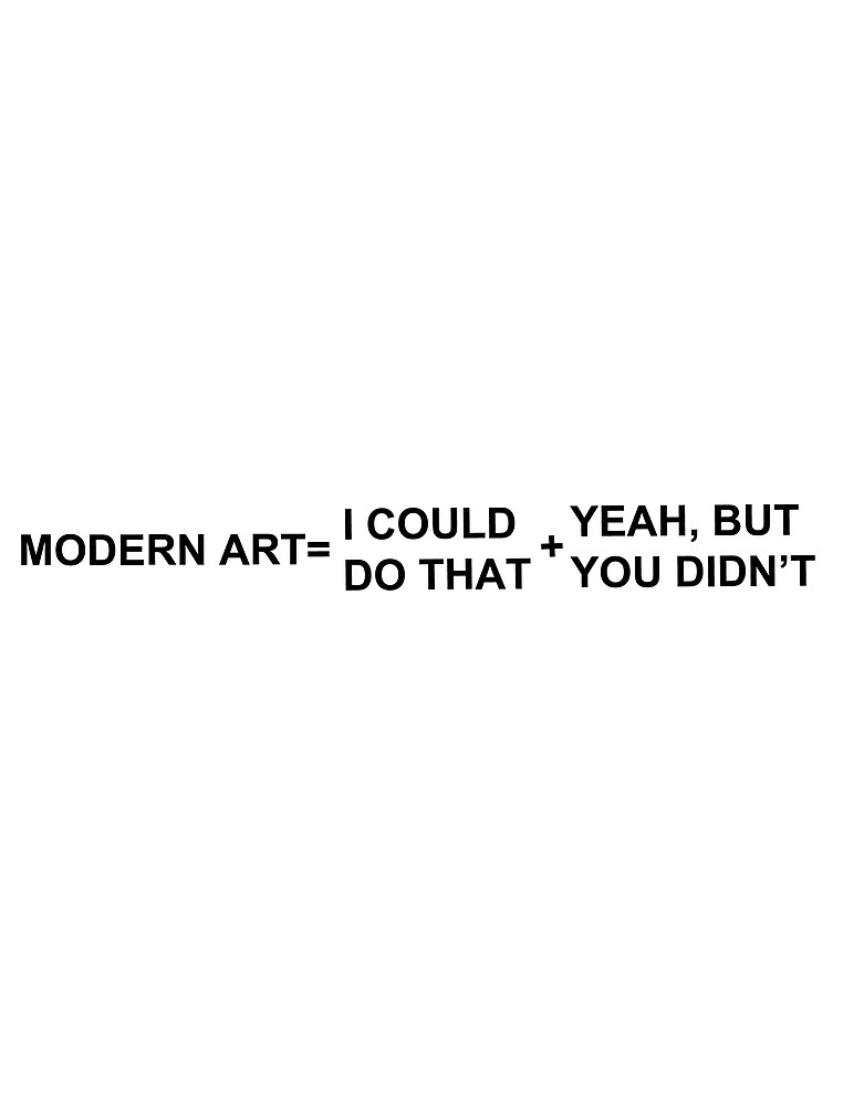Modern Art by Mariapuraranoai