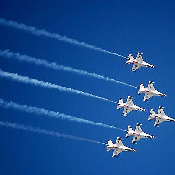 Thunderbirds by swblazer