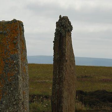 Standing Stones Ring of Brodgar - Orkney by jackmcinally