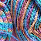 French Knitting by Ann Baker