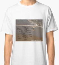 Believe...Faith, Hope, and Love. Classic T-Shirt