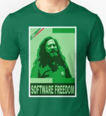 Software Freedom Unisex T-Shirt