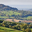 Gloucestershire Countryside by Nick  Gill