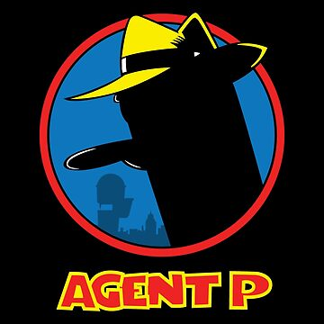 Agent P by theartofm