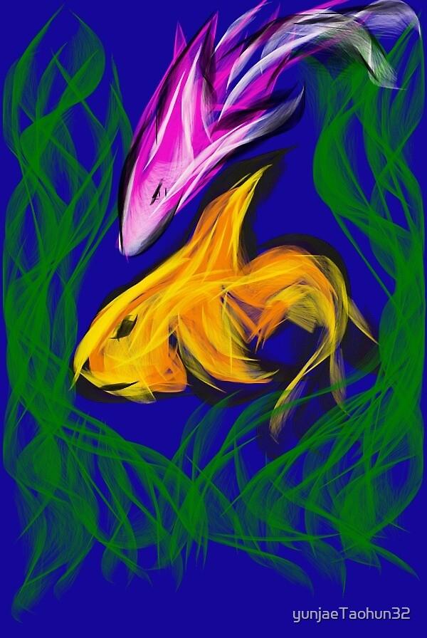 Faerie Fish by yunjaeTaohun32