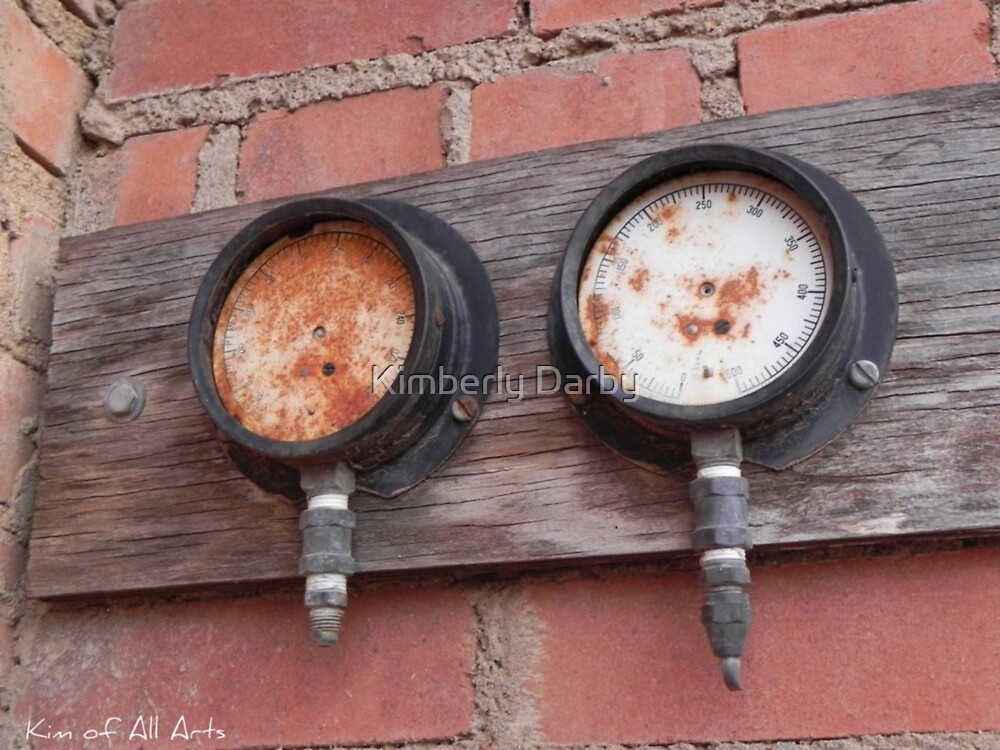 Gauges by Kimberly Darby