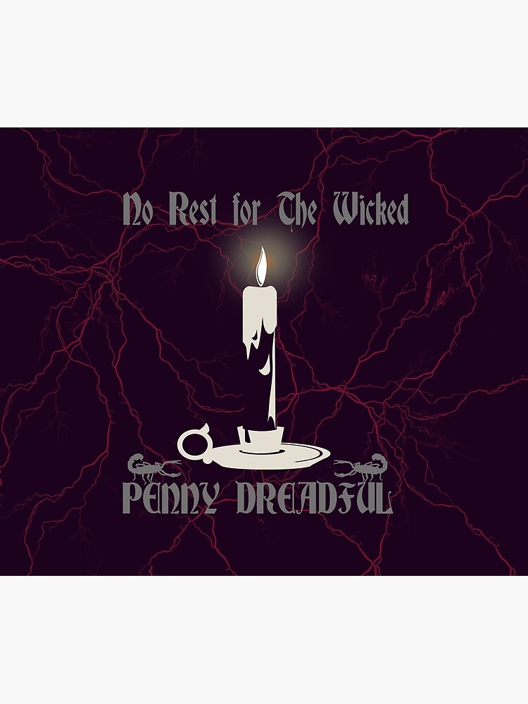 Penny Dreadful No rest for the wicked by LICENSEDLEGIT