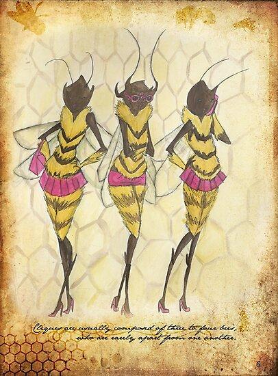 Queen Bees by Meg Tuten