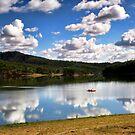 Wyaralong Dam by Kym Howard
