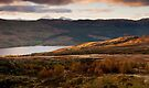 First Light over Loch Tay, onto Ben Lawers, Scotland by Cliff Williams