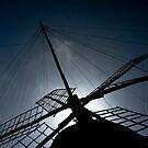 Windmill - Formentera by Luca Renoldi