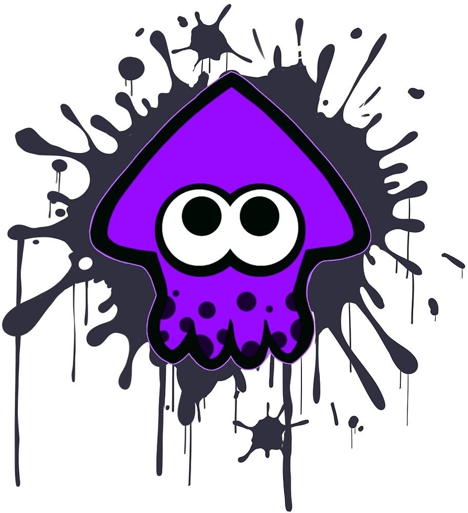 Splatterhouse - Purple Squid by VIPGaming