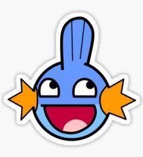 Mudkipz Sticker