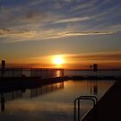 Sunrise, Huskisson, Jervis Bay, NSW, Australia by Of Land & Ocean - Samantha Goode