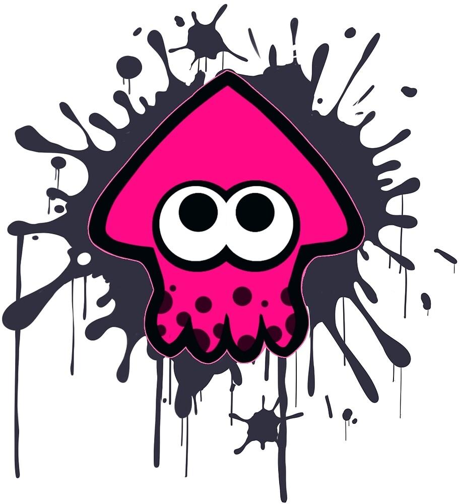 Splatterhouse - Pink Squid by VIPGaming