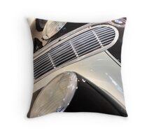 Roadster Throw Pillow