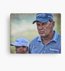 Vintage Warriors of Golf Canvas Print