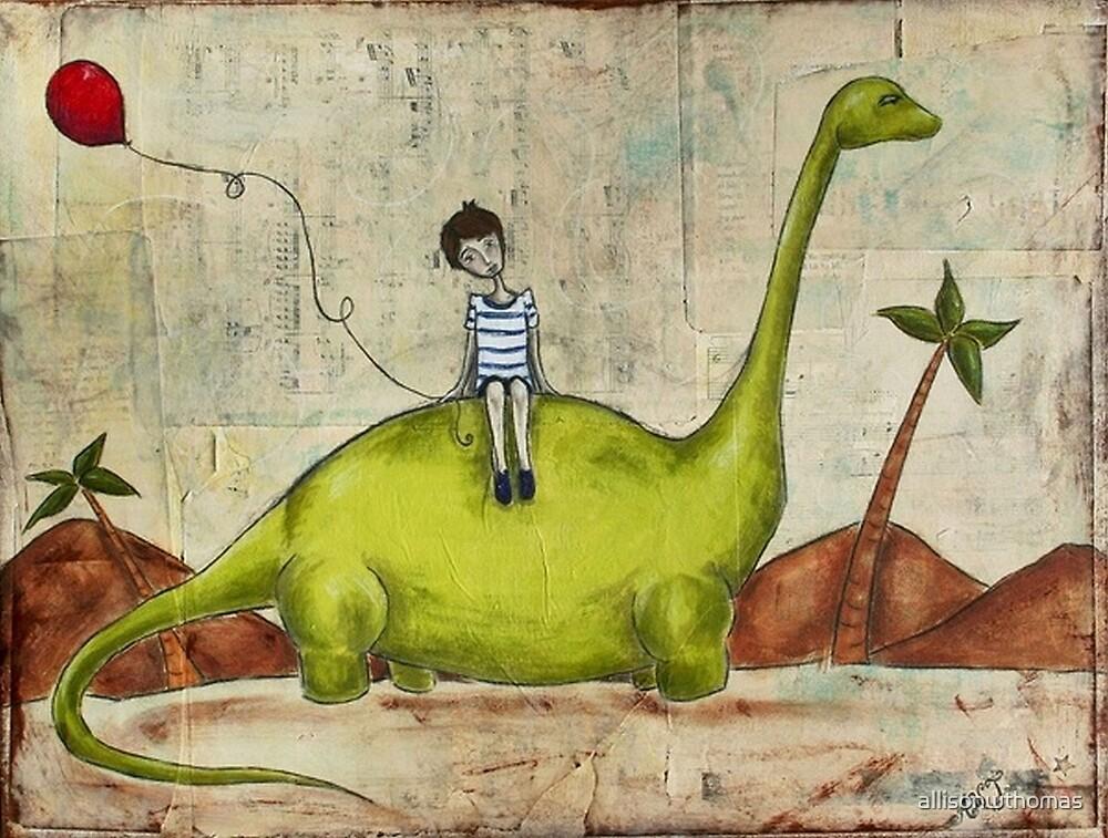 Jurassic Joyride by allisonwthomas