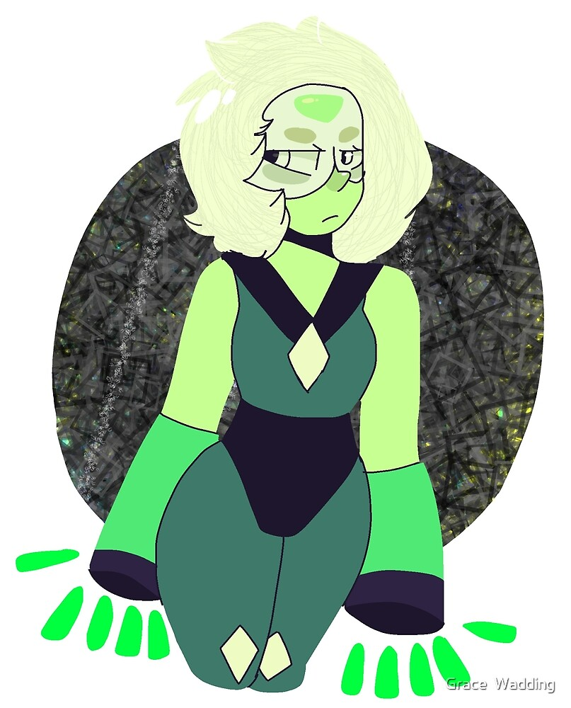 peridot by Grace  Wadding