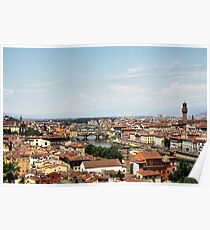 Florence - Italy Poster