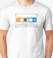 Old White Cassette T-Shirt Unisex T-Shirt