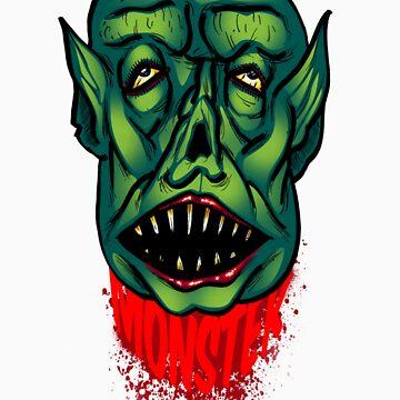 Monster Mash by DisgruntledMonk