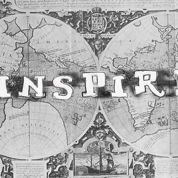 Inspire Old Map series by dreamphotos