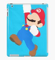 Mario (Simplistic) iPad Case/Skin