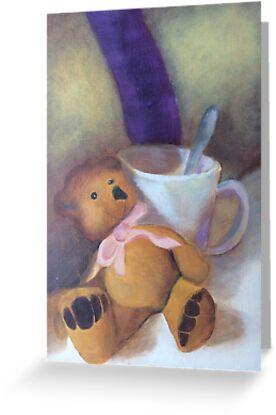 Tea for Ted by Sharon Ellem-Bell