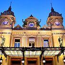 Casino de Monte Carlo by Ruth Smith