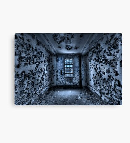 Panic Room Canvas Print