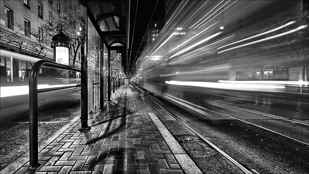 Cable Car Nights by Trevis Thomas